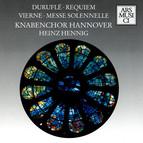 Duruflé: Requiem - Vierne: Messe solennelle