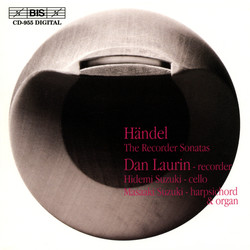 Händel - The Recorder Sonatas