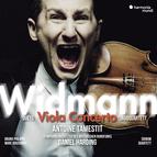Widmann: Viola Concerto