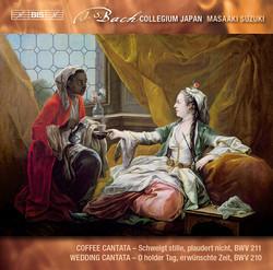 J.S. Bach - Secular Cantatas (BWV 210 and 211)