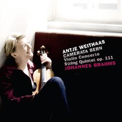 Brahms: Violin Concerto & String Quintet, Op. 111