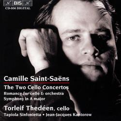 Saint-Saëns - Cello Concertos