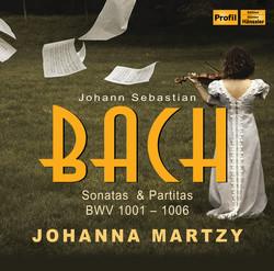 Bach: Violin Sonatas & Partitas, BWV 1001-1006