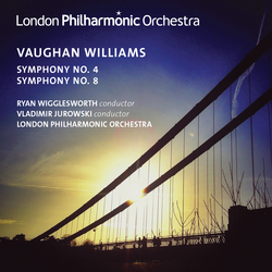 Vaughan Williams: Symphonies Nos. 4 & 8
