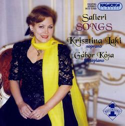 Salieri: Songs