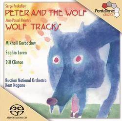 Prokofiev: Peter and the Wolf, Op. 67 / Beintus: Wolf Tracks