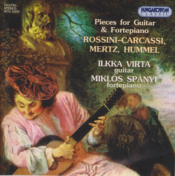 Carcassi / Mertz / Hummel: Works for Guitar and Fortepiano