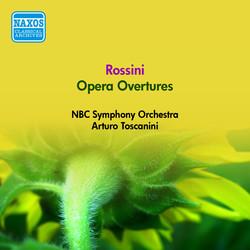 Rossini, G.: Opera Overtures (Nbc Symphony, Toscanini) (1956)