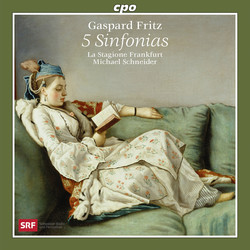Fritz: 5 Sinfonias