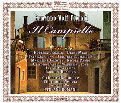 Wolf-Ferrari: Il Campiello (Live)