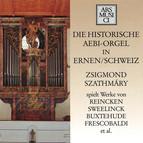 Die Historische Aebi-Orgel in Ernen/Schweiz