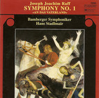 Raff, J.: Symphony No. 1