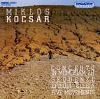 Kocsar: Concerto in Memoriam Z.H. / Episodi / Ot Tetel