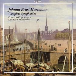 Hartmann, J.E.: Symphonies Nos. 1 - 4