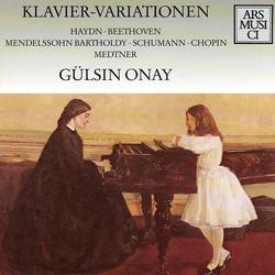 Klavier-Variationen