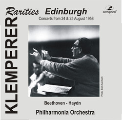 Klemperer Rarities: Edinburgh