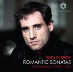 Rachmaninov, Grieg & Liszt: Romantic Sonatas