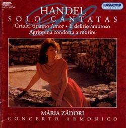 Handel: Solo Cantatas (Hwv 97, 99 and 110)