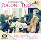 Beethoven Piano Trios Nos. 2 & 5