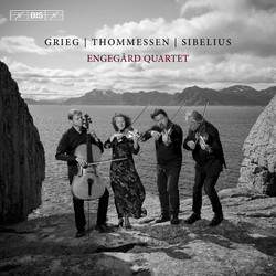 Grieg, Sibelius, Thommessen – String Quartets