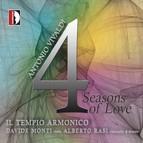 Il tempio armonico: Antonio Vivaldi – 4 Seasons of Love