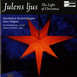 Stockholms Studentsångare: Julens Ljus (The Light of Christmas)