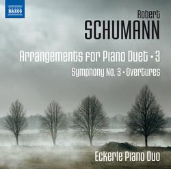 Schumann: Arrangements for Piano Duet, Vol. 3