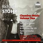 Stöhr: Chamber Music, Vol. 1