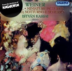 Weiner: Piano Music, Vol. 2