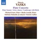 P. Vasks: Flute Concerto - Flute Sonata