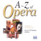 A To Z Of Opera