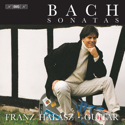 J.S. Bach - Guitar Sonatas