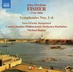 Fisher: Symphonies Nos. 1-6