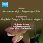 Alfven, H.: Midsommarvaka / Bergakungen Suite / King Erik's Songs / Divertimento Elegiaco (Royal Swedish Orchestra, Alfven, Westerberg) (1954)