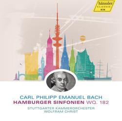 Carl Philipp Emanuel Bach: Hamburger Sinfonien, Wq. 182