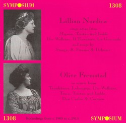 The Symposium Opera Collection, Vol. 9 (1906-1913)