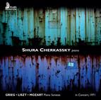 Shura Cherkassky in Concert (Live) [Recorded 1971]