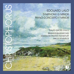 Lalo: Symphony in G minor - Piano Concerto in F minor