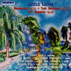 Lajtha: Chamber Music With Harp