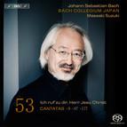 J.S. Bach – Cantatas, Volume 53
