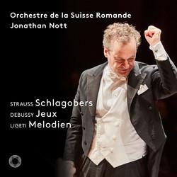 Strauss, Debussy & Ligeti: Orchestral Works