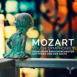 Mozart, Youth Symphonies