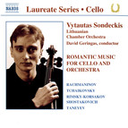 Cello Recital: Vytautas Sondeckis