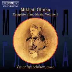 Glinka - Complete Piano Music, Vol.1