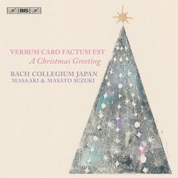 Verbum caro factum est - a Christmas Greeting