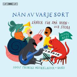 Nån av varje sort: sånger för små barn - och stora