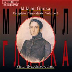 Glinka - Complete Piano Music, Vol.2