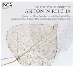 Reicha: Wind Quintet in A minor, Op. 91, No. 2 - Andante Nos. 1 and 2 - Adagio in D minor