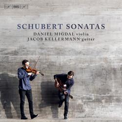 Schubert Sonatas on violin and guitar