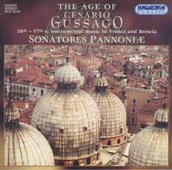 Italian Instrumental Music Of The 16th And 17th Century In Venice And Brescia